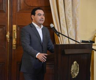 foto: Valdés instó a redoblar esfuerzos para combatir la deserción escolar