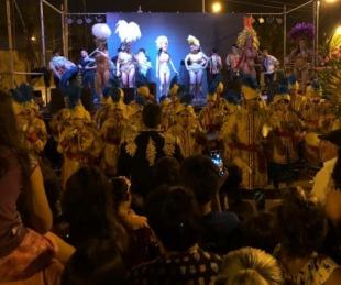 foto: Con un gran acompañamiento, Parada Canga festejó sus 40 años