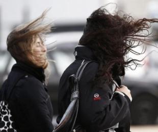 foto: Emiten alerta por fuertes vientos con ráfagas para Corrientes