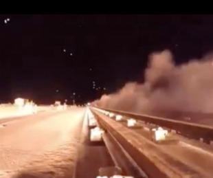 foto: Video: el vehículo hipersónico que alcanza los 10.620 km/h