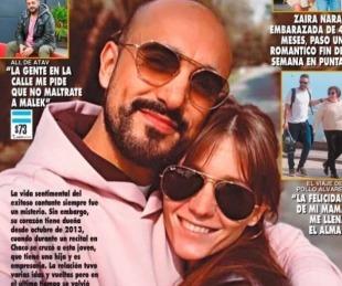 foto: Conocé a la supuesta novia secreta de Abel Pintos