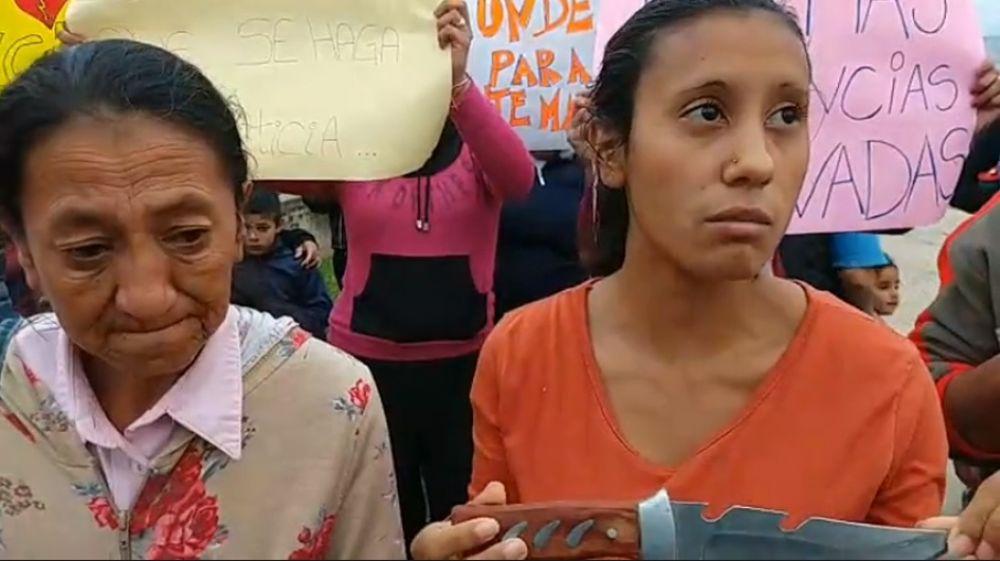 foto: Conmoción en Goya por una nena que habría sido abusada por su tío