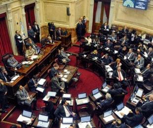foto: El Senado de la Nación debate la Emergencia Alimentaria