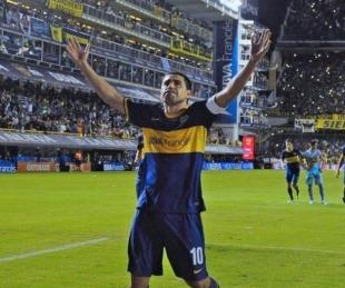 foto: Riquelme anunció cuándo será su partido despedida