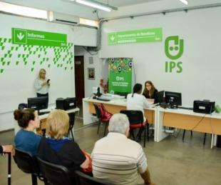 foto: IPS ratificó a sus beneficiarios que