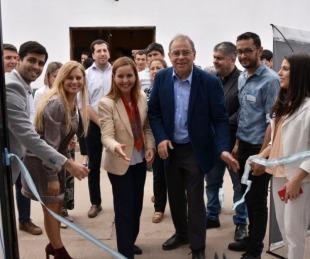 foto: Tassano inauguró un nuevo Punto Digital en la ciudad
