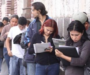 foto: La tasa de desocupación alcanzó el 10,6% en el segundo trimestre