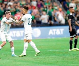 foto: Así está la Selección argentina en el ranking FIFA