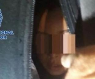 foto: Intentó ingresar a inmigrante en España dentro de una valija