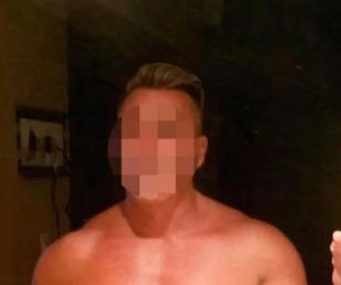 foto: Atacó brutalmente a su novia y quedó registrado por las cámaras