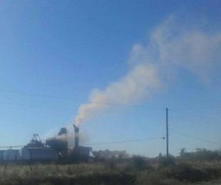 foto: Perugorría: Empresa que cerró por contaminación vuelve a funcionar