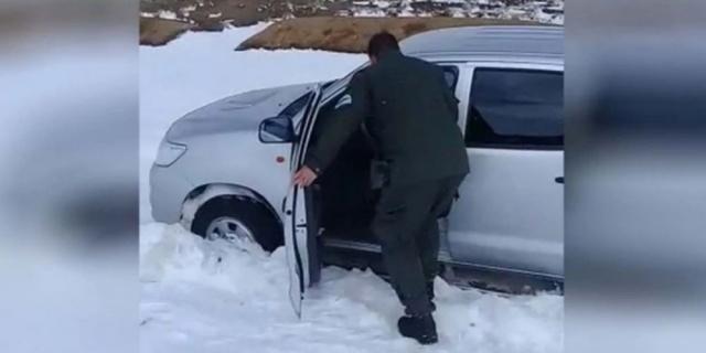 foto: Volvían de un encuentro religioso y murieron congelados
