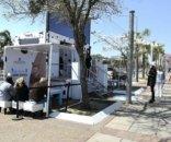 Iniciaron chequeos para prevenir el cáncer de piel en Costanera Sur
