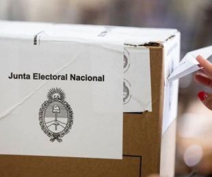 foto: Cuánto dinero recibirán para la campaña las agrupaciones políticas