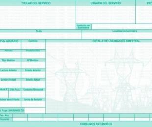 foto: Lista de direcciones donde llegará la facturación in-situ de la DPEC