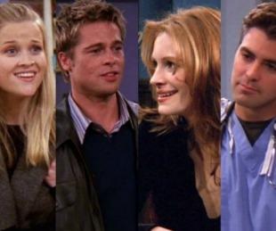 foto: Quiénes fueron los famosos que actuaron en
