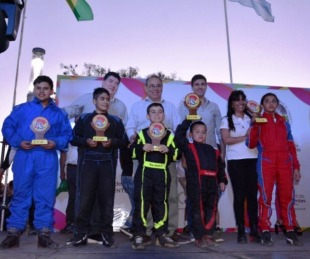 foto: Corrientes: Gran cierre del exitoso 2º Master Internacional de Karting