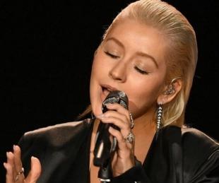 foto: Christina Aguilera contó que sufrió violencia de género