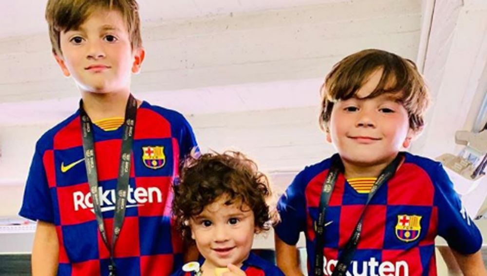 foto: Viral de Twitter: Ciro Messi, el hijo de Leo, no existe