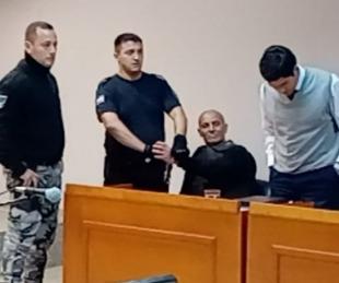 foto: Condenaron a perpetua a Catalino Meza por asesinar a su hija