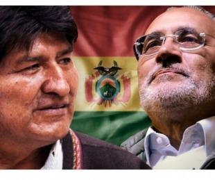 Elecciones en Bolivia:Evo Morales gana en primera vuelta