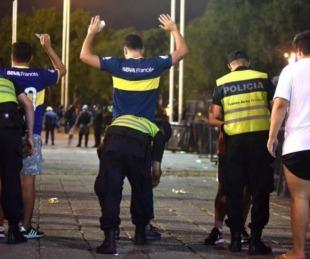 foto: La Justicia armó un equipo de fiscales para el superclásico Boca-River
