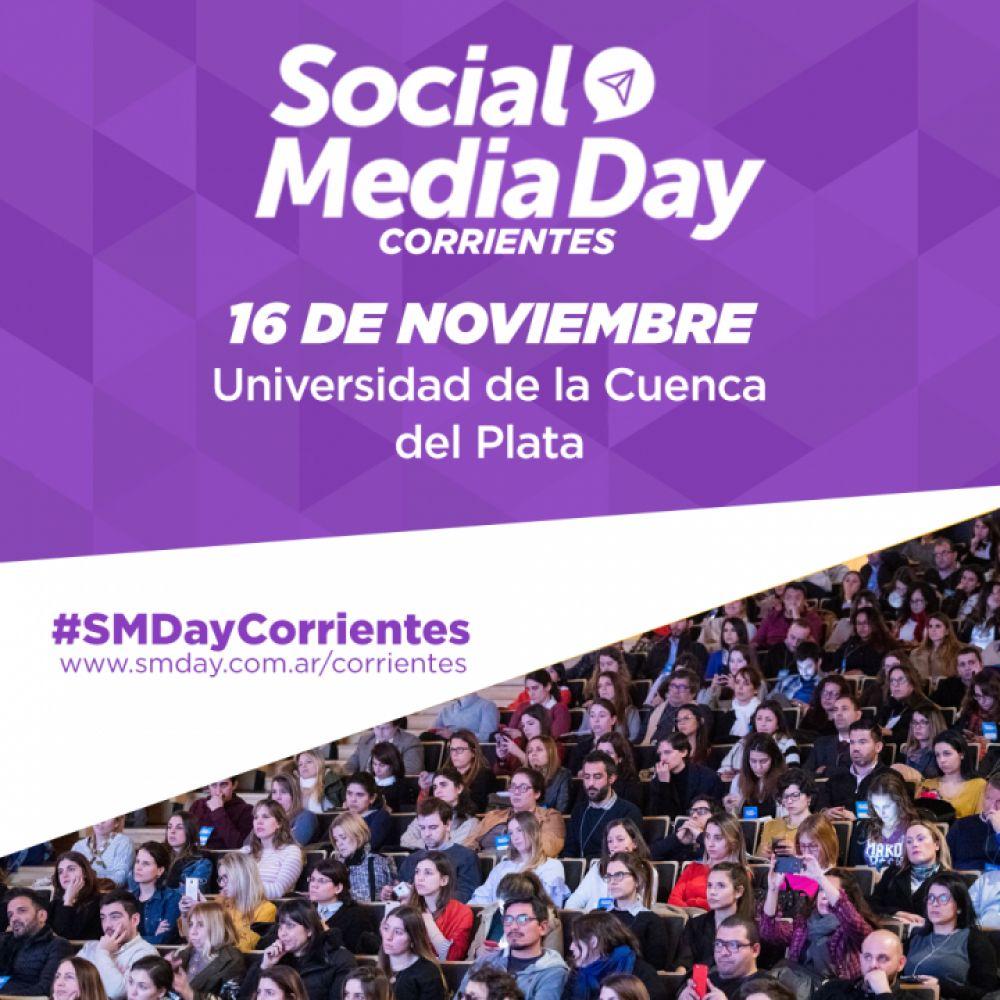 foto: Social Media Day en Corrientes 2019: comunicación y redes sociales