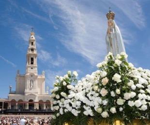foto: El domingo 17 llega a Corrientes la Virgen peregrina de Fátima