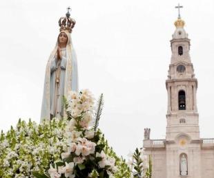 foto: Conocé el programa completo de la visita de la Virgen de Fátima