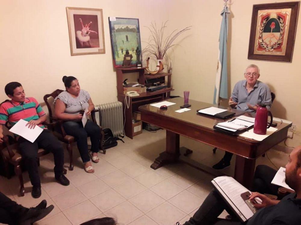 foto: Avanzan los preparativos para  la 30ª Fiesta Nacional del Chamamé