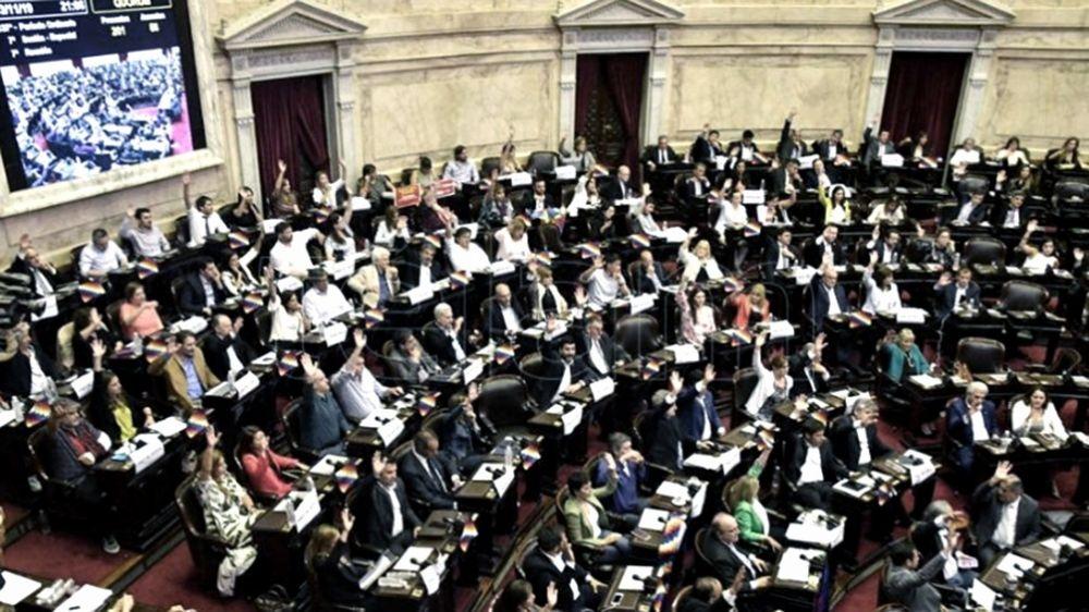 foto: Congreso: Diputados debatirán las leyes de alquiler y góndolas