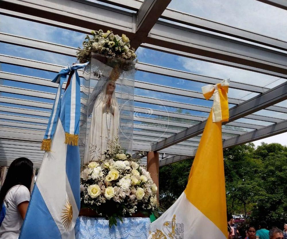 La Virgen peregrina de Fátima de Portugal visitará la Basílica de Itatí