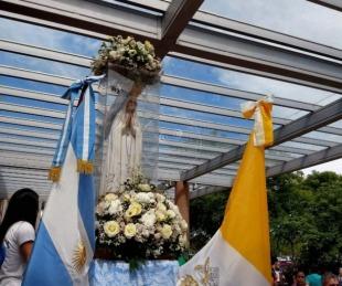 foto: La Virgen de Fátima visitará Paso de la Patria, San Cosme y Santa Ana