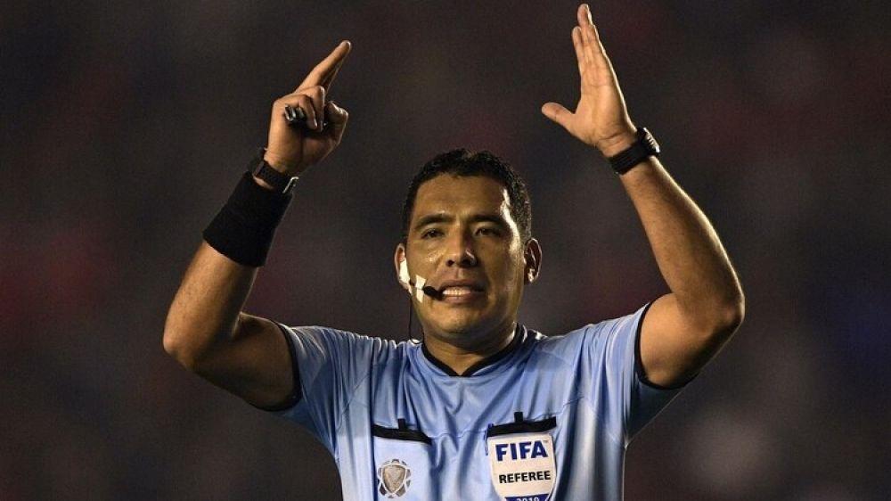 foto: Conmebol removió al encargado del VAR de River-Flamengo