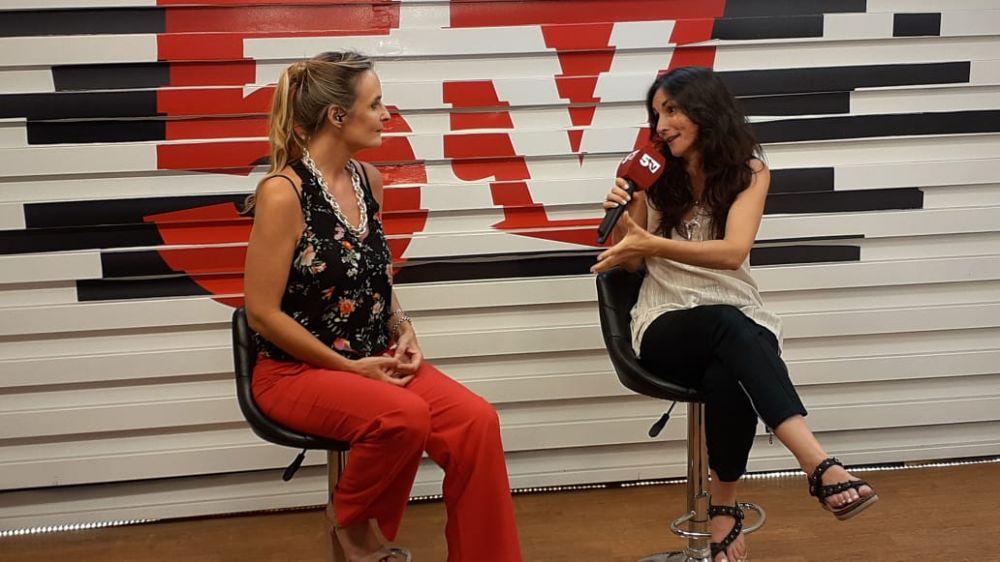 foto: Es un placer poder cantar con Nadiah Demarco