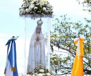 foto: La Virgen de Fátima visitará San Luis del Palmar y San Cosme