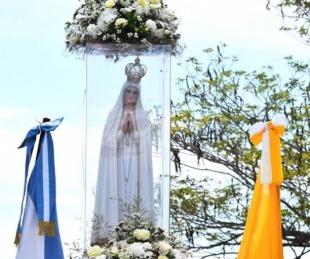 foto: La Virgen de Fátima visitará Concepción, Mburucuyá y Saladas