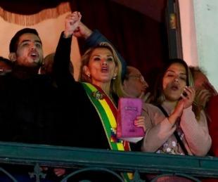 foto: Bolivia: El Senado acordó convocar a elecciones sin Evo Morales