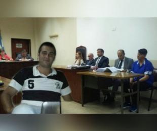 foto: Se postergó la segunda audiencia del juicio por el caso Tichellio