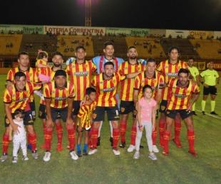 foto: Boca Unidos defiende la punta en Pronunciamiento