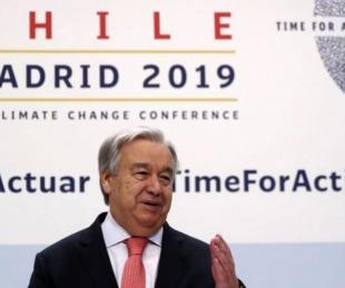 foto: Crisis climática: hoy comienza la cumbre