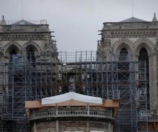 foto: La catedral de Notre Dame no celebrará la Navidad por primera vez desde 1803
