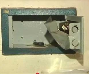 foto: Delincuentes robaron 20.000 dólares de la casa de un odontólogo
