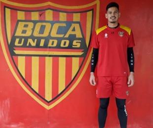 foto: José Aquino jugará en un equipo de la Primera División de Paraguay