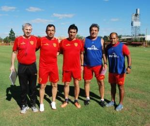 foto: Boca Unidos volvió a los entrenamientos