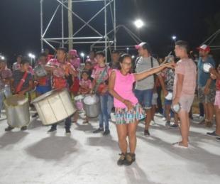 foto: Últimos ensayos antes del inicio de los carnavales goyanos