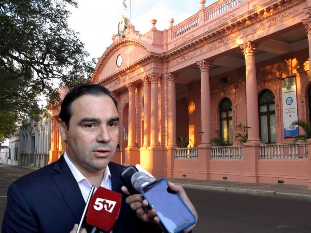 El gobernador Gustavo Valdés retomó sus actividades oficiales