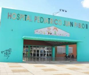 foto: Nena de 1 año fue internada con Leishmaniasis en el Pediátrico
