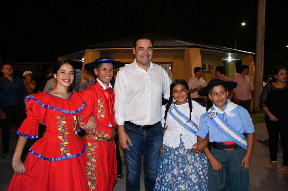 foto: Valdés: Venimos a reafirmar este tesoro cultural que tenemos