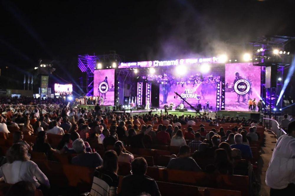 Los Nocheros actuarán junto a Los Alonsitos en la Fiesta del Chamamé